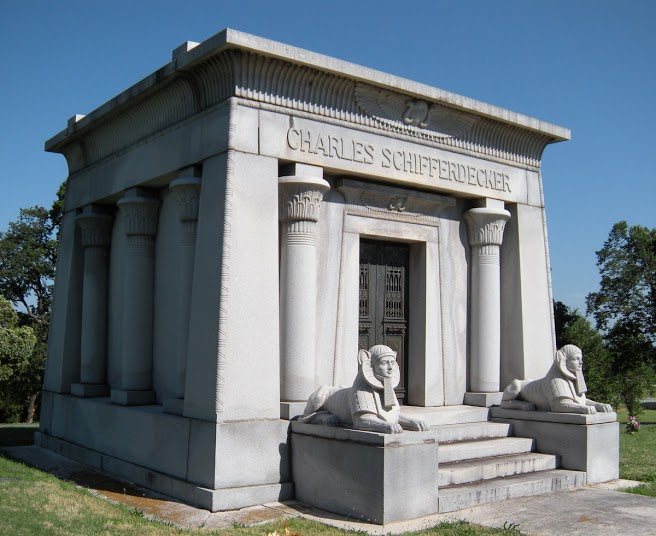 Charles Schifferdecker Mausoleum