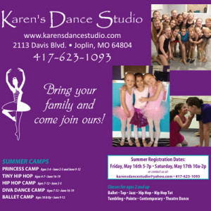 Kare's Dance Studio Summer 2014