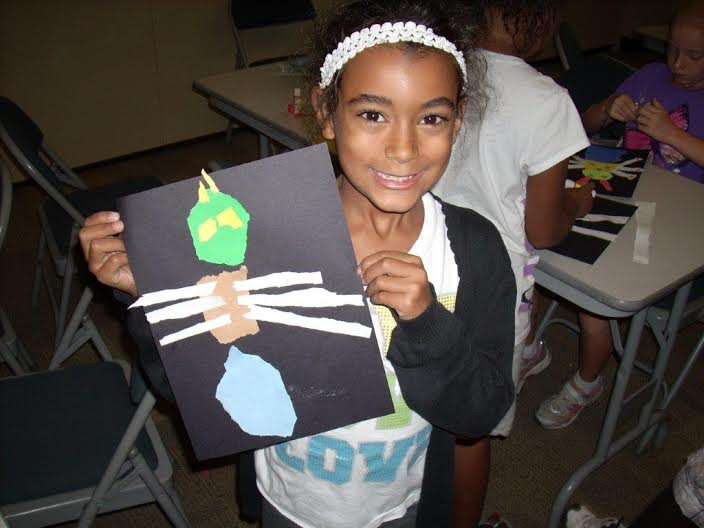 Wildcat Summer Art Camp