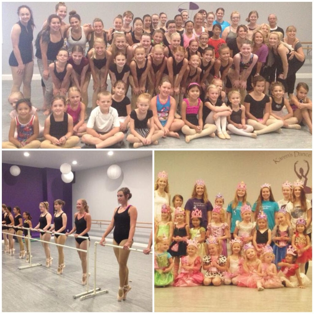 Karen's Dance Studio Summer 2014