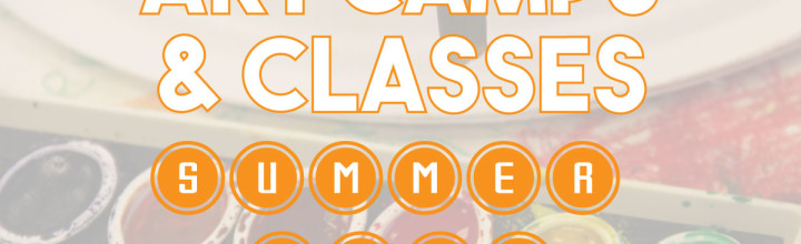 Summer Art Camps & Classes 2015