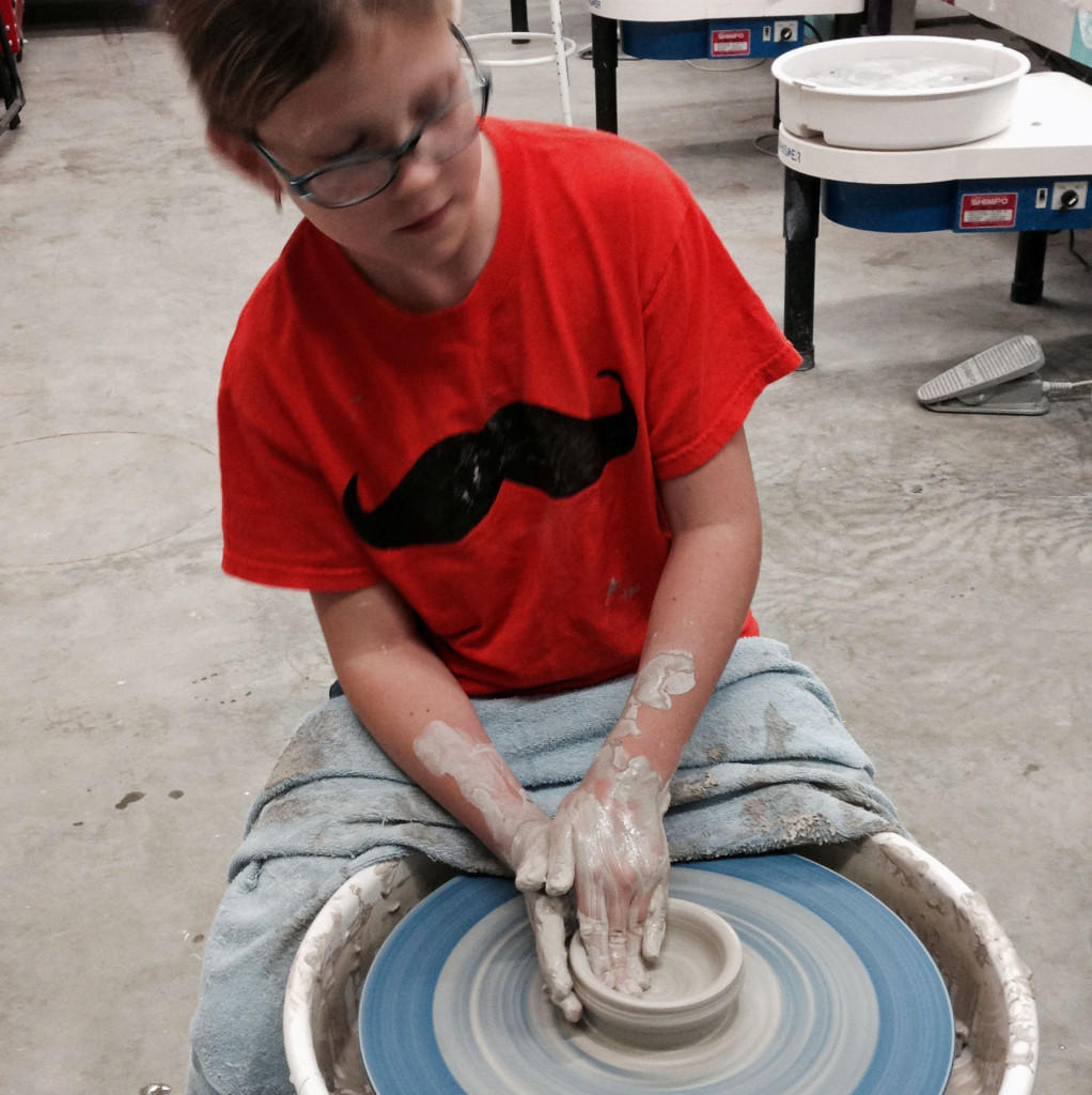 Crackpot Pottery Summer 2015