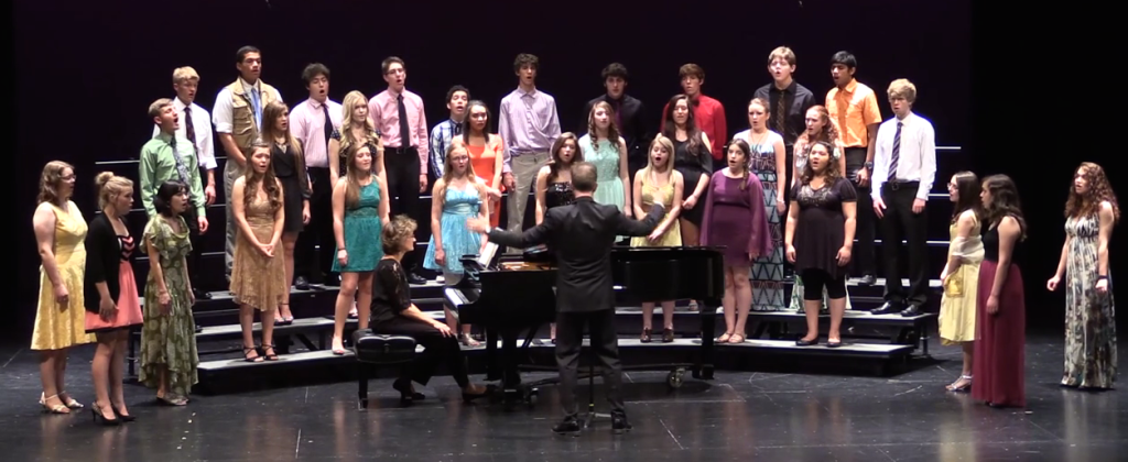 TJ Vocal Ensemble 2015