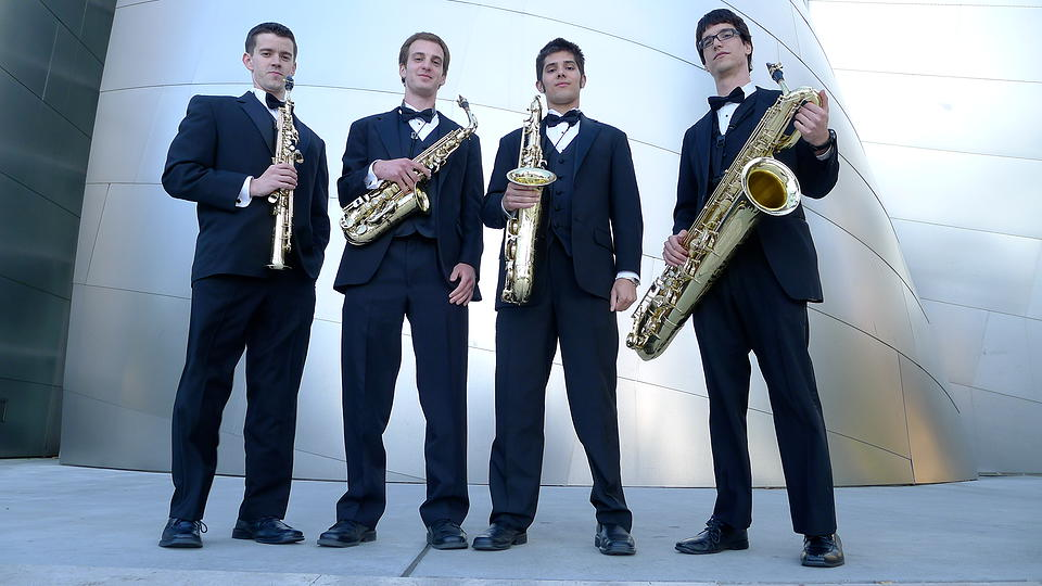 Performances – Pro Musica presents Donald Sinta Saxophone Quartet