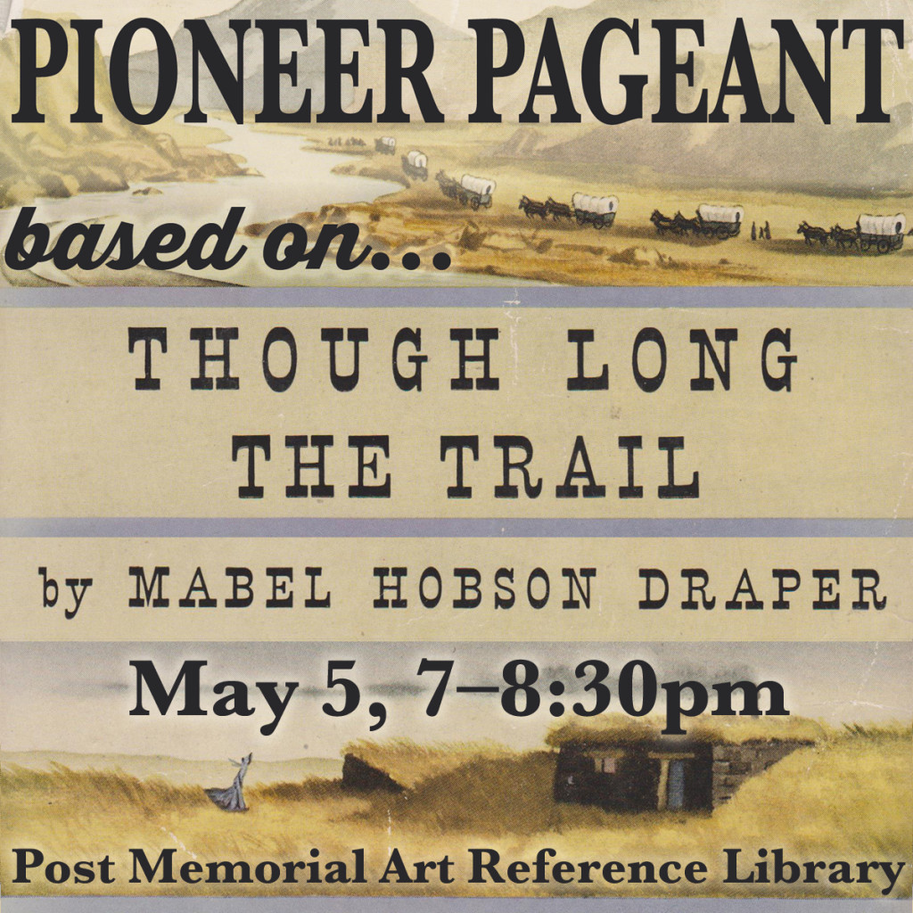 Pioneer Pageant 2015