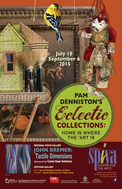 Pam Denniston's Eclectic Collections