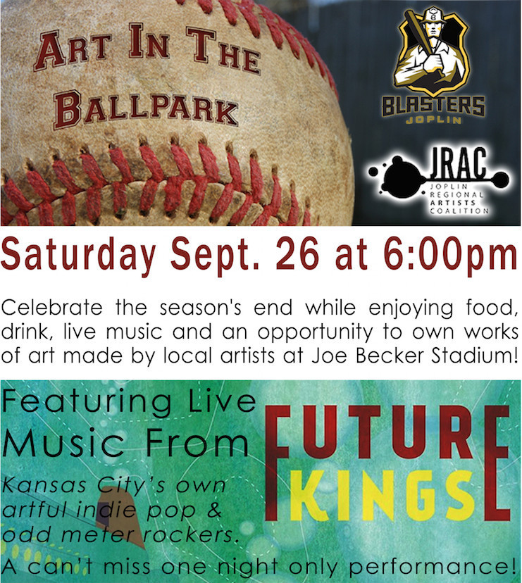 Art In The Ball Park