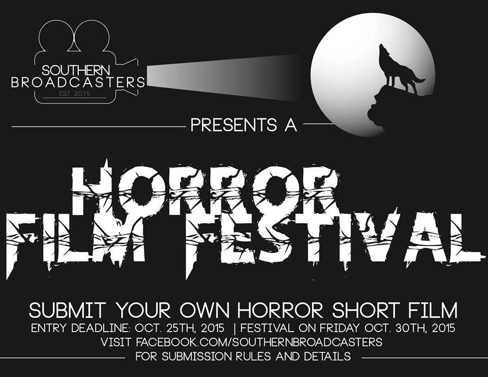 Southern Broadcasters Horror Film Fest 2015