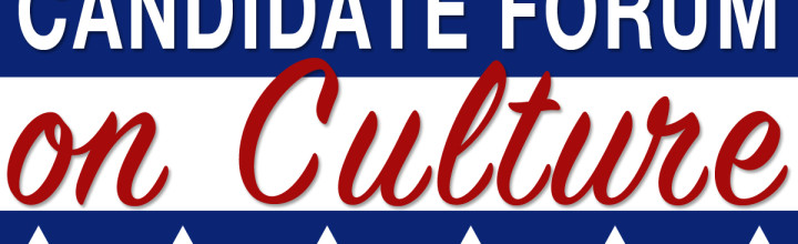 Candidate Forum On Culture