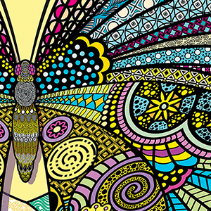 The Butterfly Mural